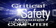 Computer Safety Measures