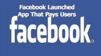 Facebook App that Pays Users