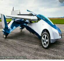 Flying Cars Airport