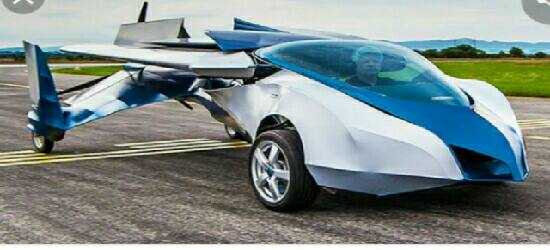 Flying Cars Airport England